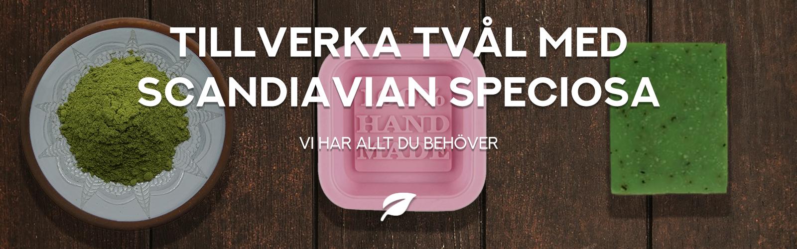TVÅL & TILLBEHÖR